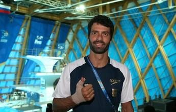 Com dedo lesionado no Pan, Hugo Parisi desiste de participar do Mundial