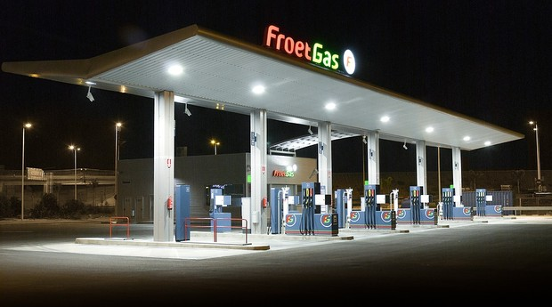 posto-de-gasolina (Foto: Reprodução/Mediacommons)