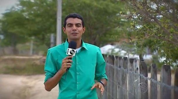 Anderson Barbosa apresenta o Terra Serigy (Foto: Divulgação / TV Sergipe)