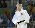 Ouro na Rio 2016, Kayla Harrison vê a amiga Ronda com espírito de vingança