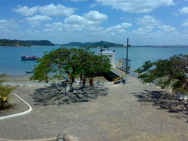 Ilha Bom Jesus dos Passos Bahia (Foto: Divulgação/Site oficial da Irmandade do Senhor Bom Jesus dos Passos)