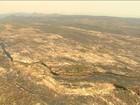 Fogo já consumiu 26% do Parque Nacional da Chapada dos Veadeiros