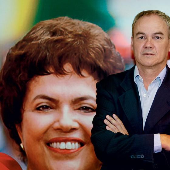 Giles Azevedo ex coordenador de campanha de Dilma Roussef (Foto: Alan Marques/Folhapress)