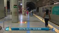 Metrô tem movimento tranquilo no primeiro dia de greve dos rodoviários em Salvador