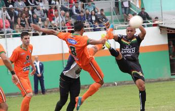 Brusque vence o Camboriú e abre vantagem na luta pela taça da Série B