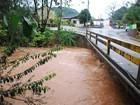 19 municípios cancelam aulas por causa das chuvas no Oeste de SC