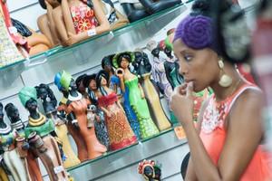 Entre 'causos' e histórias, Mercado Modelo resiste ao abandono; fotos (Egi Santana/ G1)