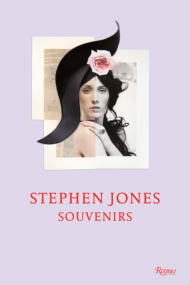 The cover of Stephen's new book, published by Rizzoli (Foto: Reprodução )