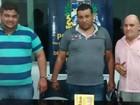 Polícia Civil prende trio com mais de 2kg de cocaína em Boa Vista