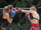 Angélica, Grazi Massafera, Marina Ruy Barbosa... Confira treinos das famosas