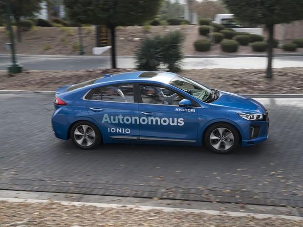 Hyundai acredita que pode 'democartizar' o carro sem motorista (Foto: Divulgação)