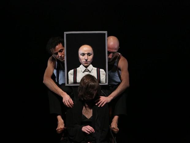 Peça tem duas apresentações neste fim de semana, no Teatro Castro Mendes  (Foto: Xavier Cantat )