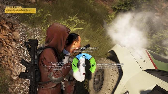 Confira dicas para mandar bem em Ghost Recon Wildlands (Foto: Reprodução/Felipe Vinha)