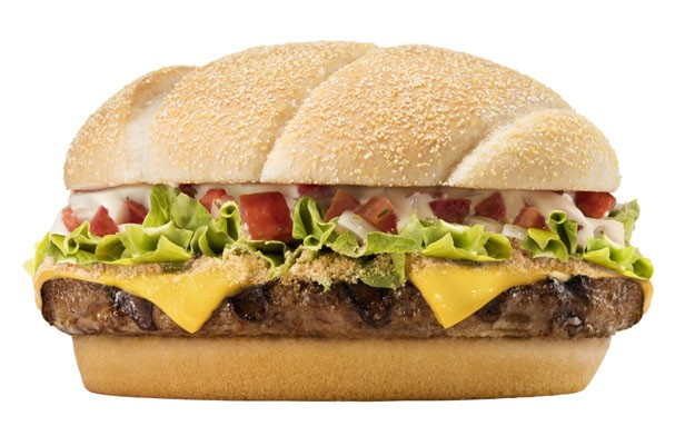 Picanha Churras, novo sanduíche do Burger King (Foto: Divulgação)