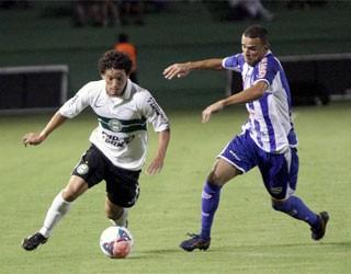 Globo Esporte Paraná (Foto: Divulgação / Site oficial do Coritiba)