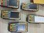 Pol�cia prende suspeitos de clonar cart�es de cr�dito com chip no DF