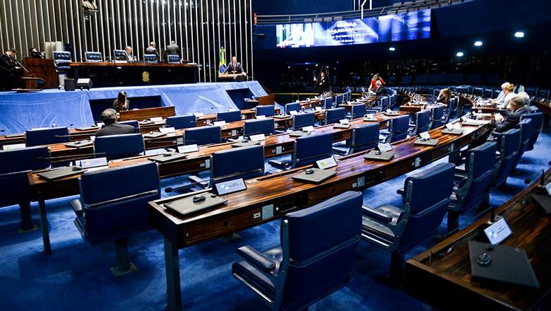 senado (Foto: Jefferson Rudy/Agência Senado)