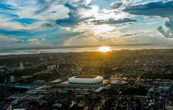 """Entre jogos e desembarques: Manaus terá oito seleções """"in loco"""" no dia 7"""