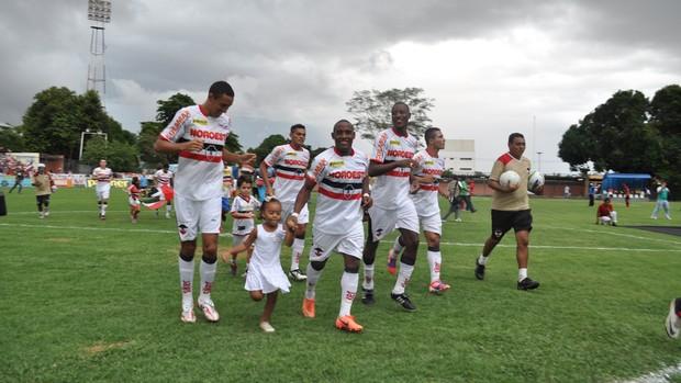 River-PI - Campeonato Piauiense 2013 (Foto: Renan Morais/GLOBOESPORTE.COM)