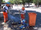 Lixo do carnaval aumenta preocupação com o Aedes aegypti