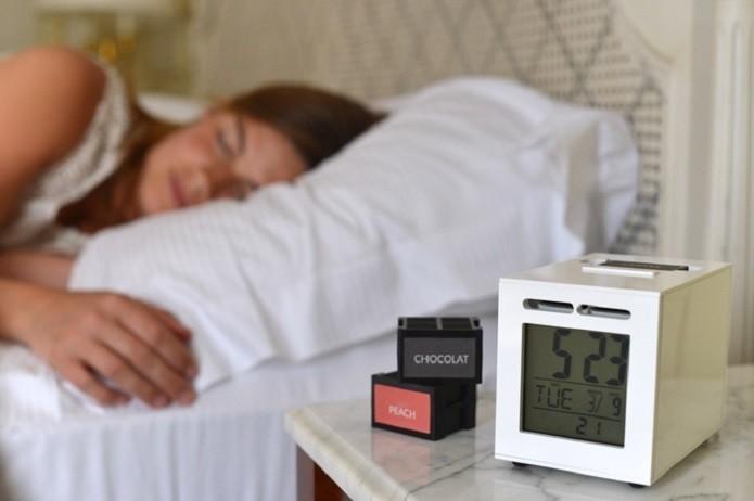 Despertador olfativo faz sucesso no Kickstarter (Foto: Divulgação)
