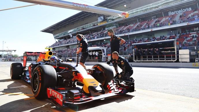 Max Verstappen GP da Espanha RBR (Foto: Mark Thompson / Getty Images)