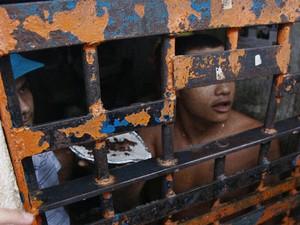 Presos da CCPJ de Pedrinhas estão em greve de fome desde segunda-feira (13) (Foto: Biné Morais/O Estado)