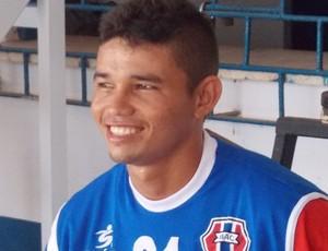 Luís Jorge quer aproveitar a chance no Maranhão (Foto: Bruno Alves/Globoesporte.com)