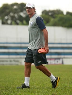 Charles Guerreiro, técnico do Remo (Foto: Tarso Sarraf/O Liberal)