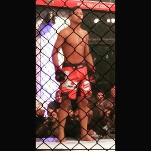 Lutador de MMA Rafael Macapá (Foto: Reprodução/Facebook)