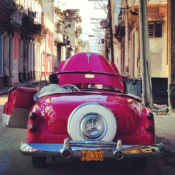 Nanda Costa posta mais uma foto de Cuba, locação de sua 'Playboy'