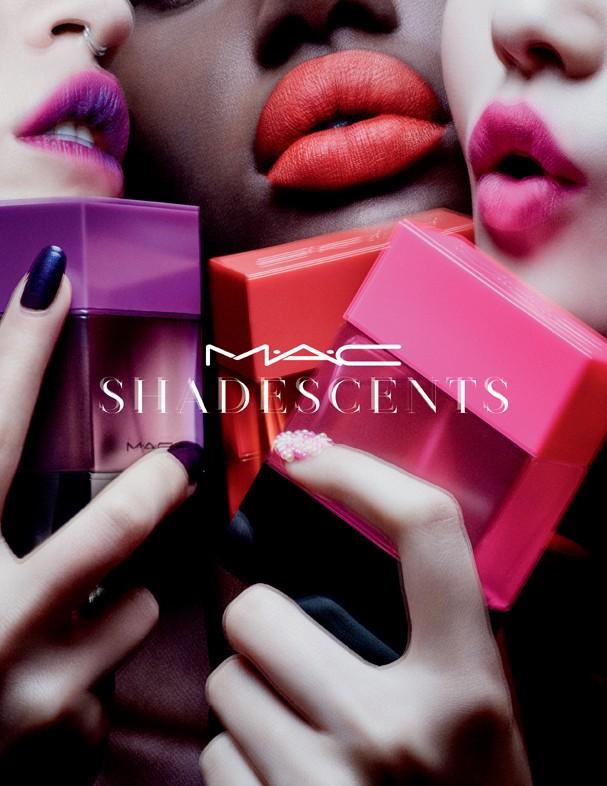 MAC Shadescents (Foto: Divulgação)