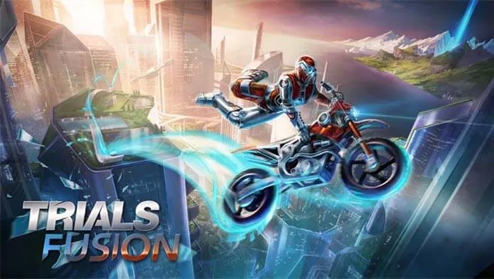 Trials Fusion (Foto: Divulgação)