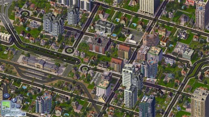 SimCity 4 (Foto: Divulgação/EA Games)