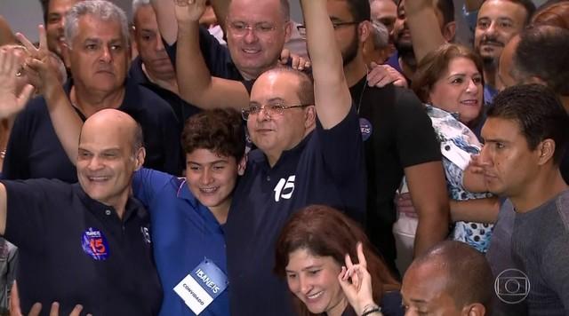 Ibaneis Rocha (MDB) é eleito governador do DF
