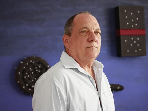 José Augusto Loureiro dedicou mais de 50 anos de sua vida às artes (Foto: Leo Fávaro/ Prefeitura de Vitória)