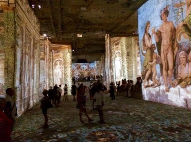 Galeria de Arte Virtual (Foto: Reproduo / 40 Forever)