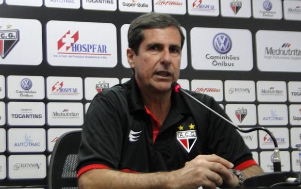 Artur Neto, técnico do Atlético-GO (Foto: Divulgação/Atlético-GO)