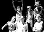'Faltava barulho na música brasileira', dizem Titãs sobre 'Cabeça dinossauro'