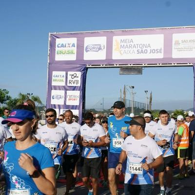 meia maratona são josé (Foto: Divulgação / Corre Brasil)