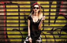Michelle Batista usa releituras de looks inspirados em Madonna