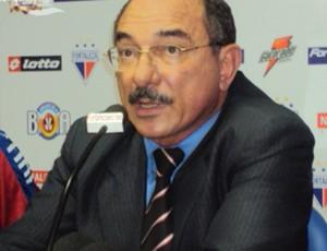 Jorge Mota, diretor de futebol do Fortaleza (Foto: Divulgação/Fortaleza)