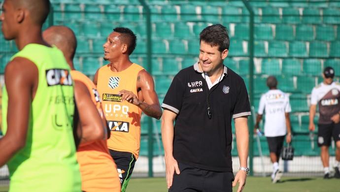 marcão figueirense argel (Foto: Luiz Henrique / FFC)