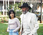 Gloria Pires e Raul Cortez em cena de O Rei do Gado | TV Globo/Cedoc