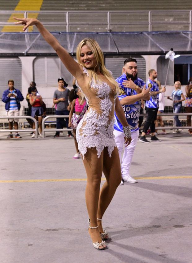 Ellen Rocche (Foto: Leo Franco/AgNews)