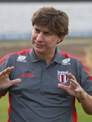 Ivan Baitello, técnico do Botafogo-SP (Foto: Rafael Martinez / Ag. Botafogo)
