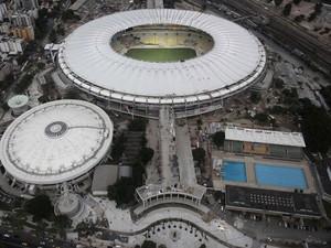 Estádio do Maracanã (Foto: Ricardo Moraes/Reuters)