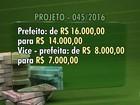 Câmara de Barreiras aprova redução dos salários do prefeito e da vice