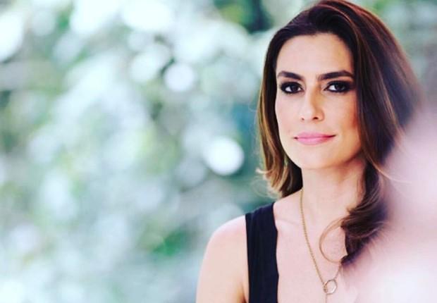 A jornalista Ticiana Villas-Boas é casada com o empresário Joesley Batista (Foto: Gabriel Gabe/Reprodução/Instagram)
