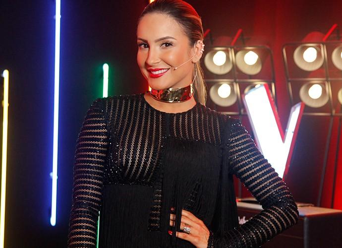 Técnica confirma sua permanência na próxima edição do The Voice Brasil (Foto: Artur Meninea / Gshow)